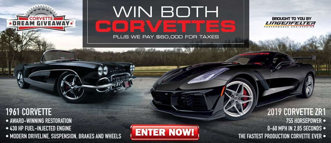 Dream Giveaways (@DreamGiveaway) | Twitter | 2019 Corvette