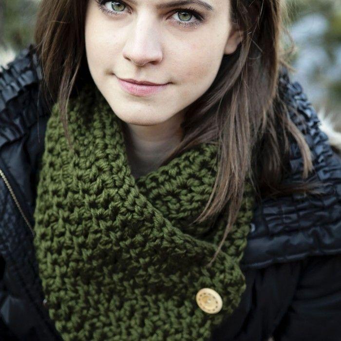 Mg0023 Knittedcrocheted Pinterest Crochet Scarf Patterns