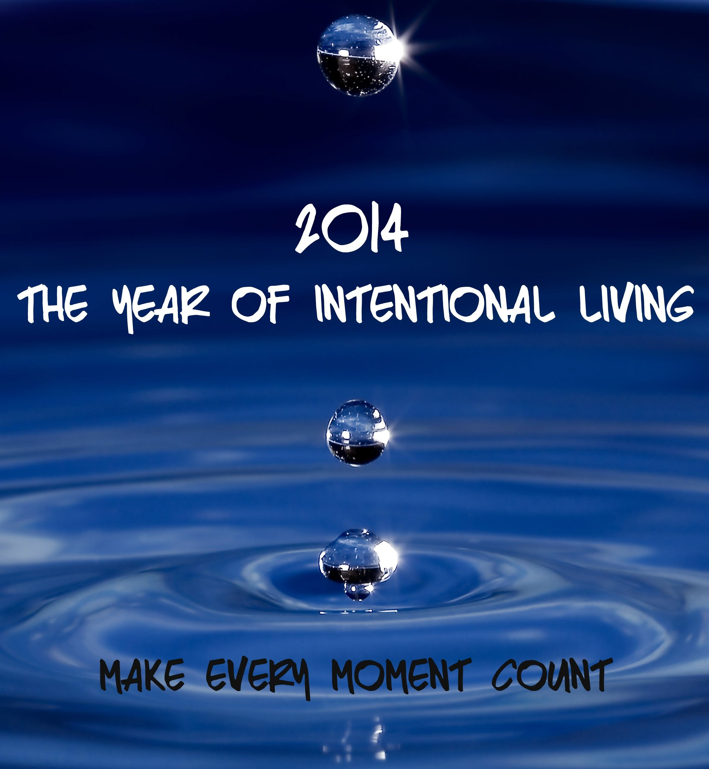 The Year Of Intentional Living Make Every Moment