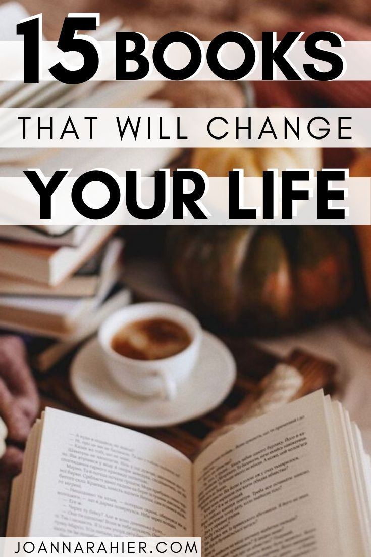 15 books that will change your life life changing books