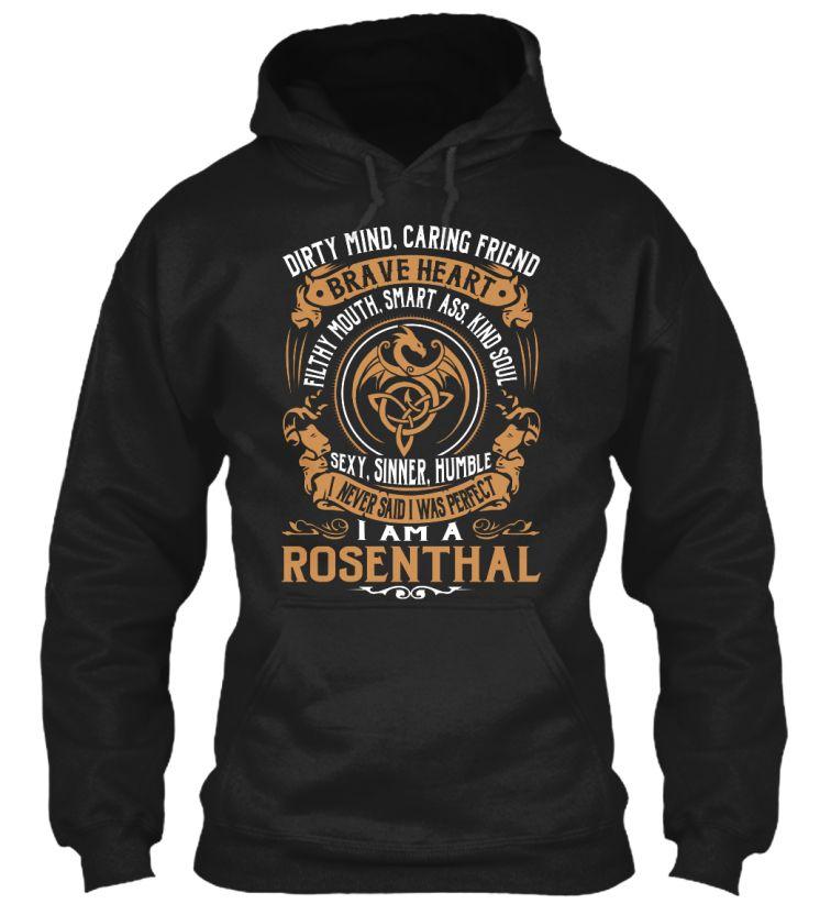 ROSENTHAL Name Shirts Rosenthal Shirts, Sweatshirts