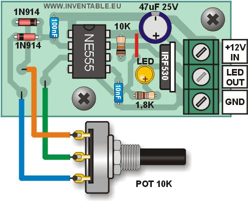 Conexión del regulador a un potenciómetro externo   alvaro in 2019   Electrónica, Electricidad y