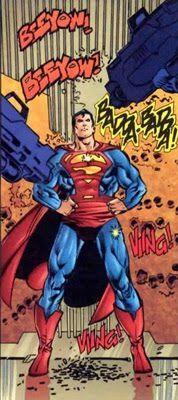 Superman of X'vyv'x