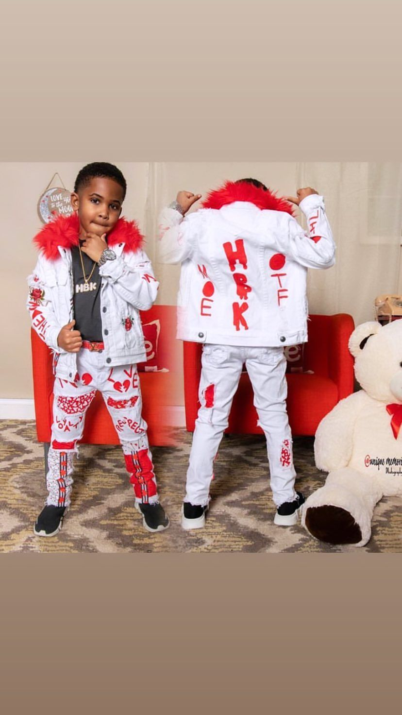 Behind The Scenes By jaycee_customs in 2020 Kids outfits