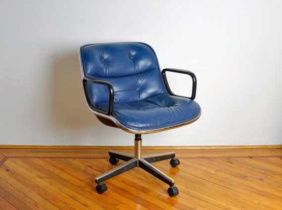 Charles Pollock Executive Office Chair By Knoll By NeatoVintage, $195.00