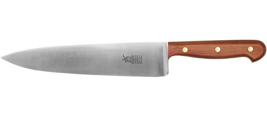 windmuehlen carbon steel chef's knife   objects   pinterest