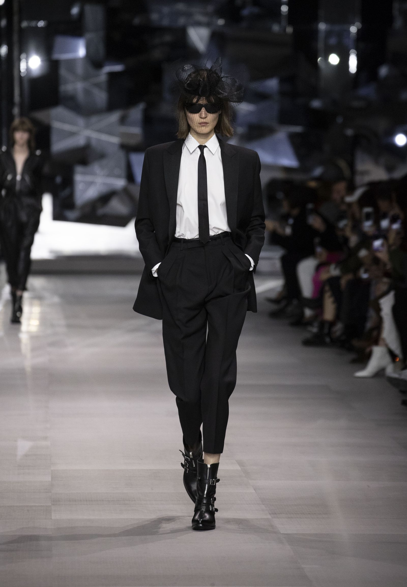 Hedi Slimane's First Collection for Celine Was More of the