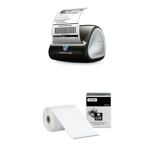 DYMO LabelWriter 4XL Thermal Label Printer for printing postage for shipping
