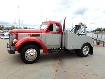 1949 International KB-8 Tow Truck for sale (PA) - $12,495