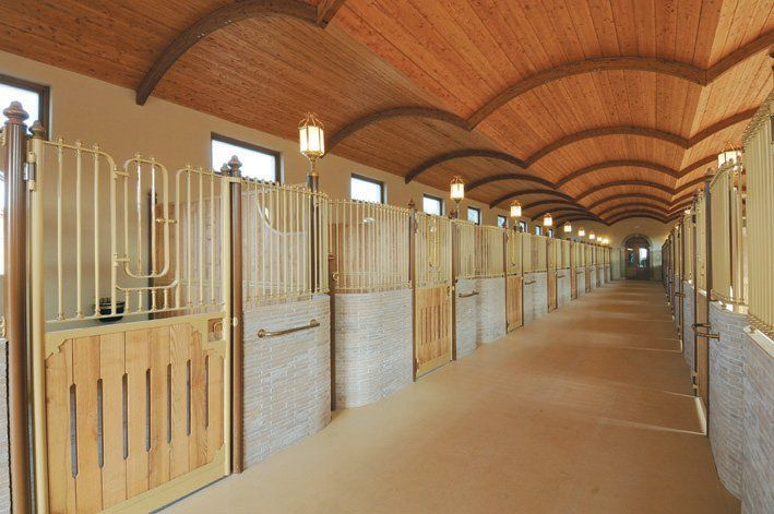 These #stables Really Make A Statement