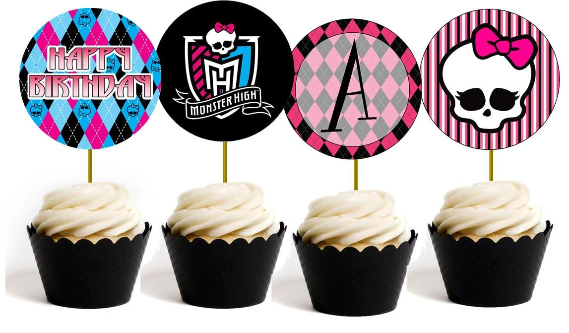 Monster High Party Printables Free Printable Candy Bar Favor