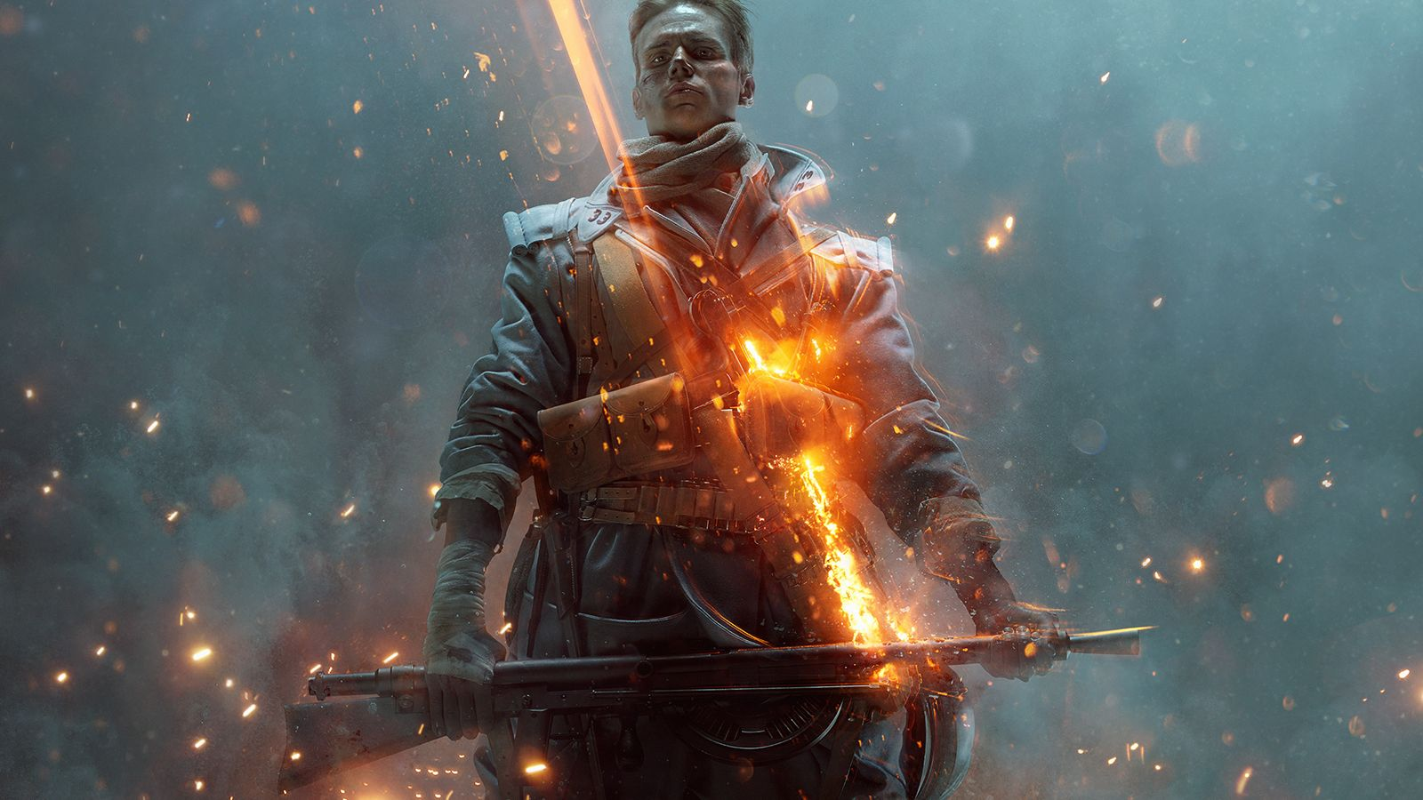 Battlefield 1 They Shall Not Pass On Behance 포스터 군인 미술
