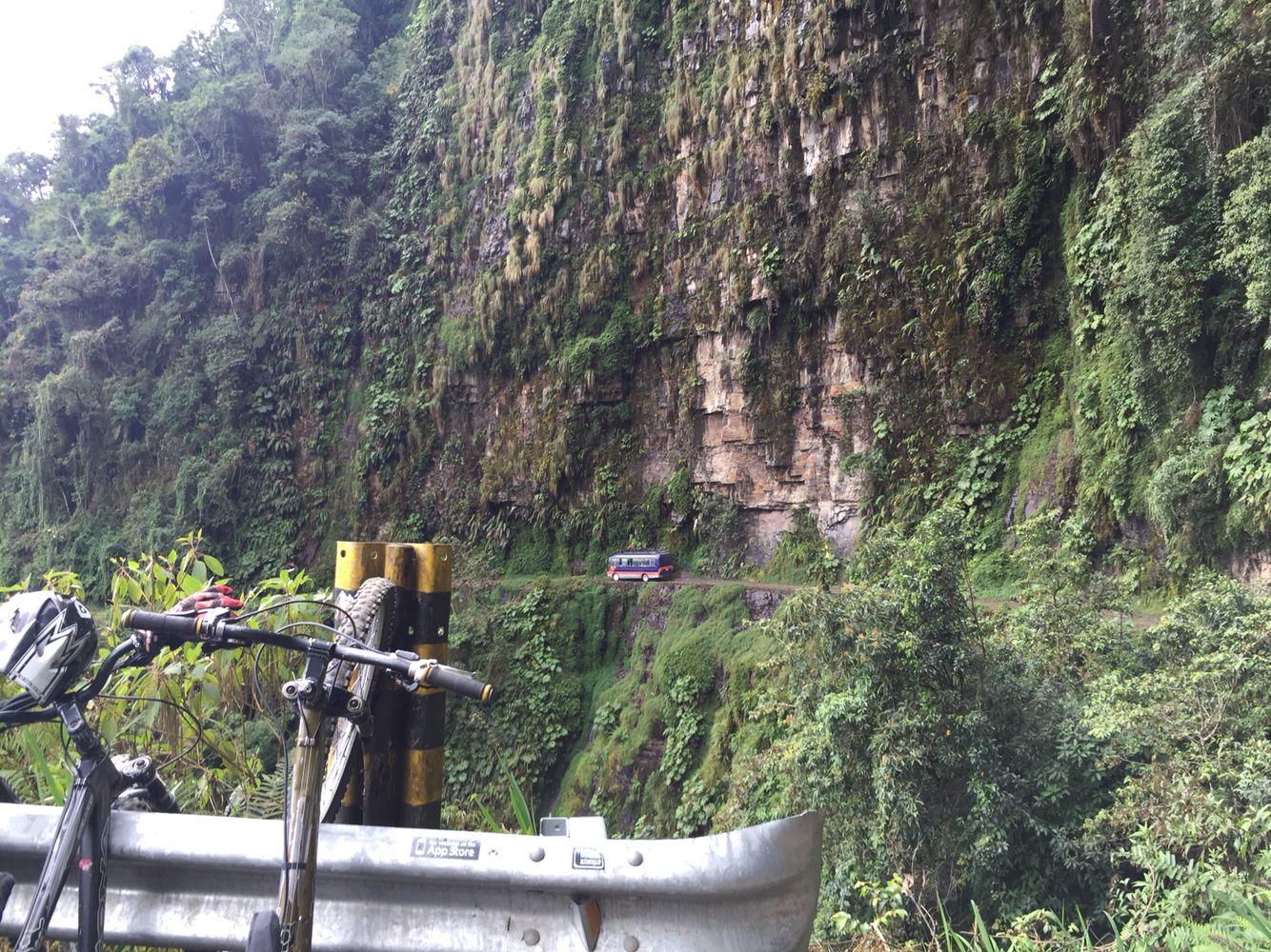 The Death Road Bolivia