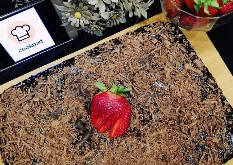 Recipe Tasty Cookpad birthday cake Recipe in 2020