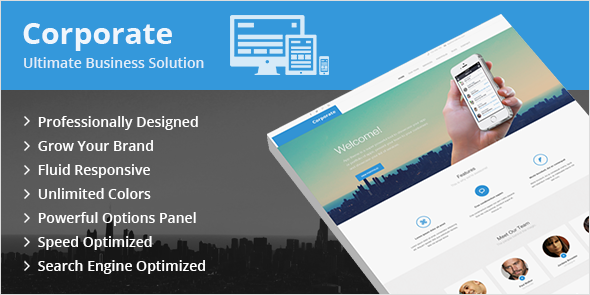 Download MyThemeShop Corporate v1.2.11 Ultimate Business WordPress ...