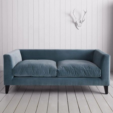 Graham&Green Snooze Velvet Sofa