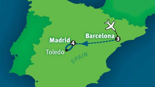 Spain Tour Barcelona Madrid In 8 Days Rick Steves 2016 Tours Ricksteves