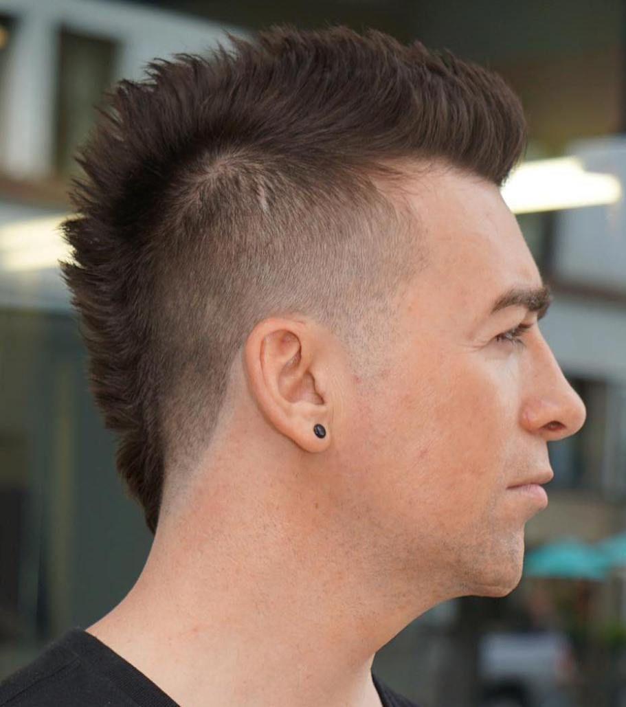 40 Best Haircuts For A Receding Hairline Receding Hair