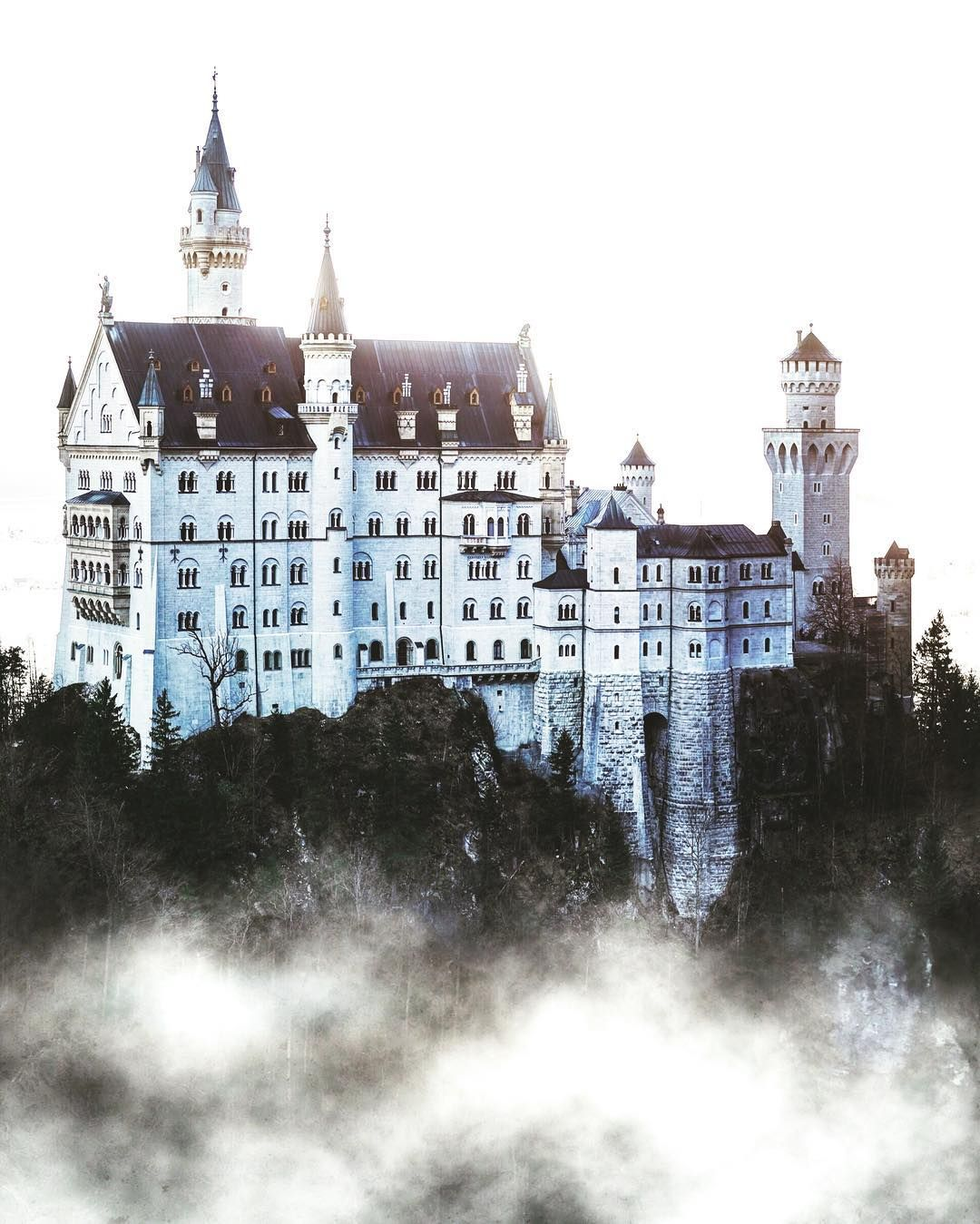 Schloss Neuschwanstein Cool Places To Visit Pictures Of Beautiful Places Places To Travel