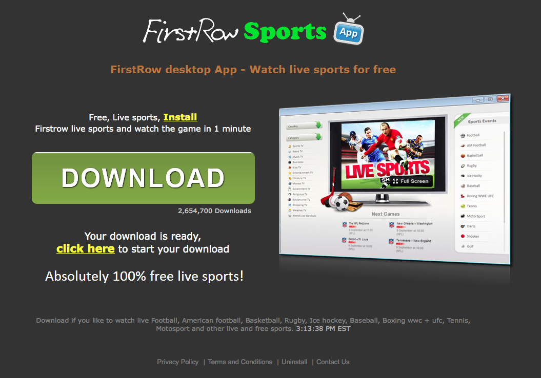 If You Love Sports And You Are A Fan Of Firstrowsports We Got You Find In Here The Best Online Sites To Stream Sports Sports App Streaming Sites Sport Online