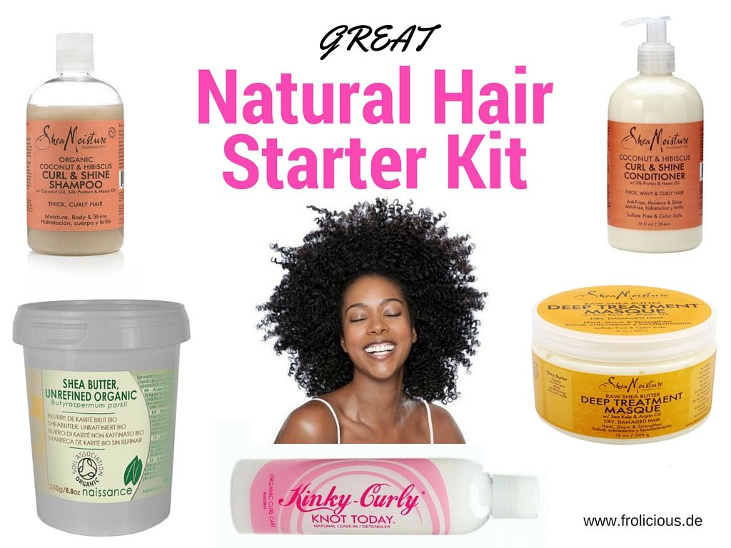 Great Natural Hair Starter Kit For Hair Growth   Natural, Hair and ...