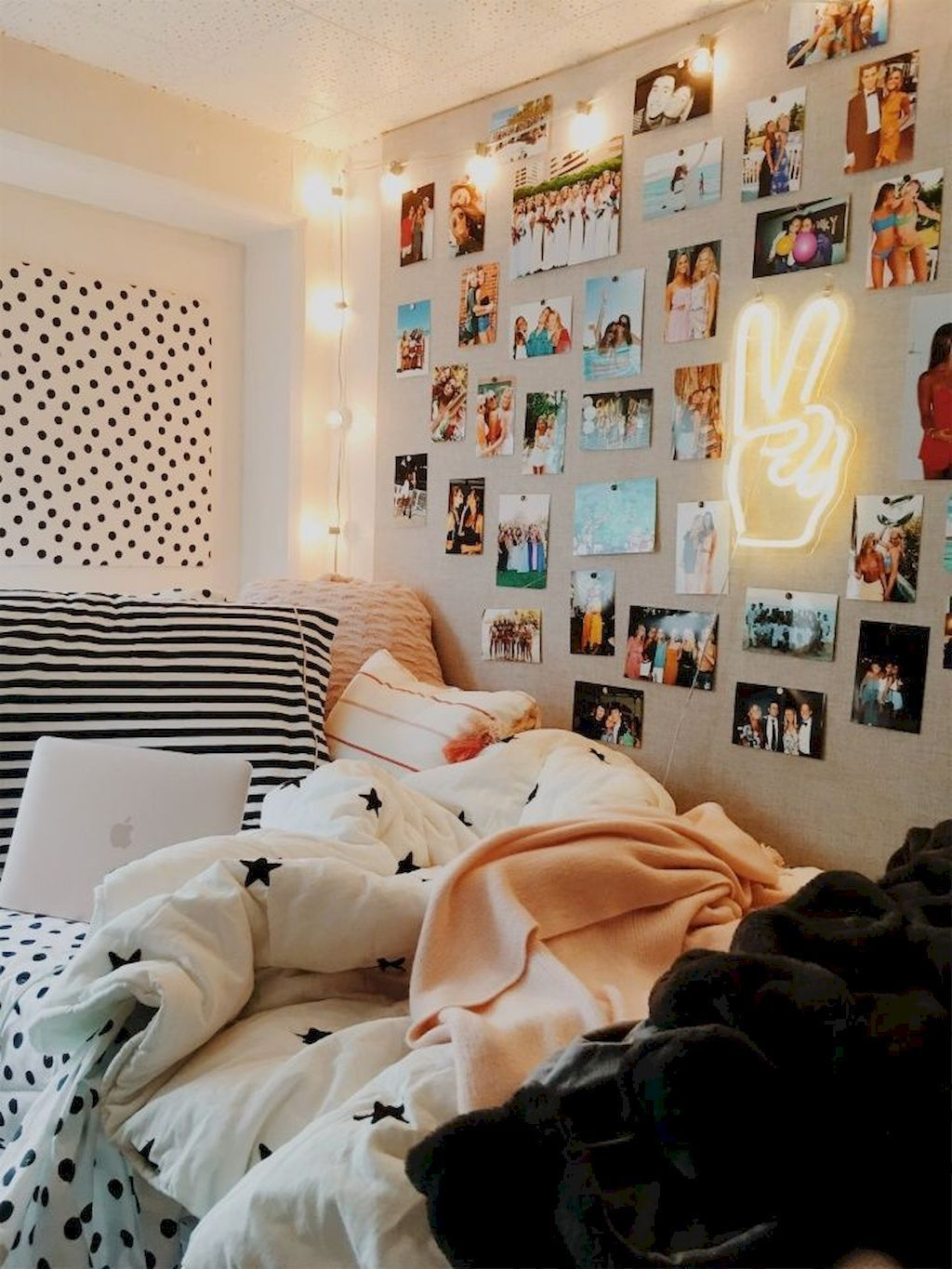 70 genius dorm room decorating ideas on a budget - HomeSpecially #tumblrroom