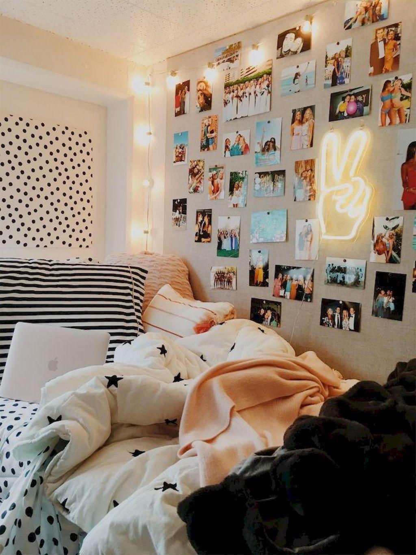 70 Genius Dorm Room Decorating Ideas On A Budget Cute Dorm Rooms Dorm Room Decor Aesthetic Rooms
