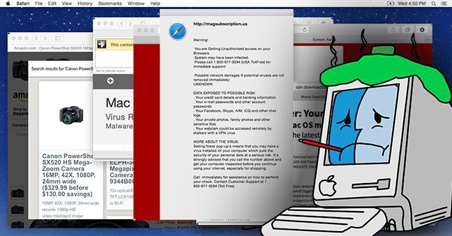 Mac OS X Isnt Safe Anymore The Crapware / Malware
