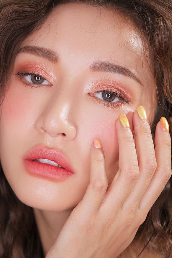 29 Make Up For Spring 2020 Beautytoktok Blog -   10 makeup Everyday korean ideas