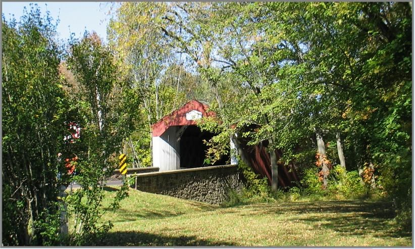 bridge (With images) | Covered bridges, Pine valley, Scenic