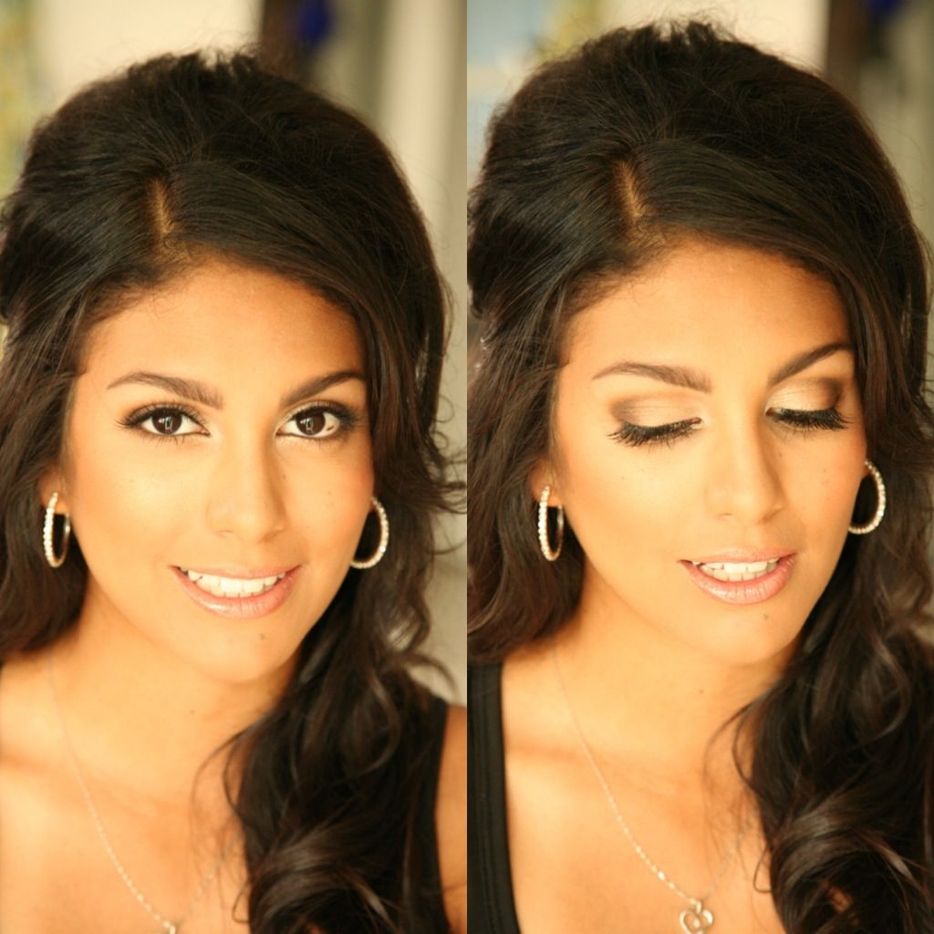 Wedding or Prom hair & makeup style! Portland Makeup