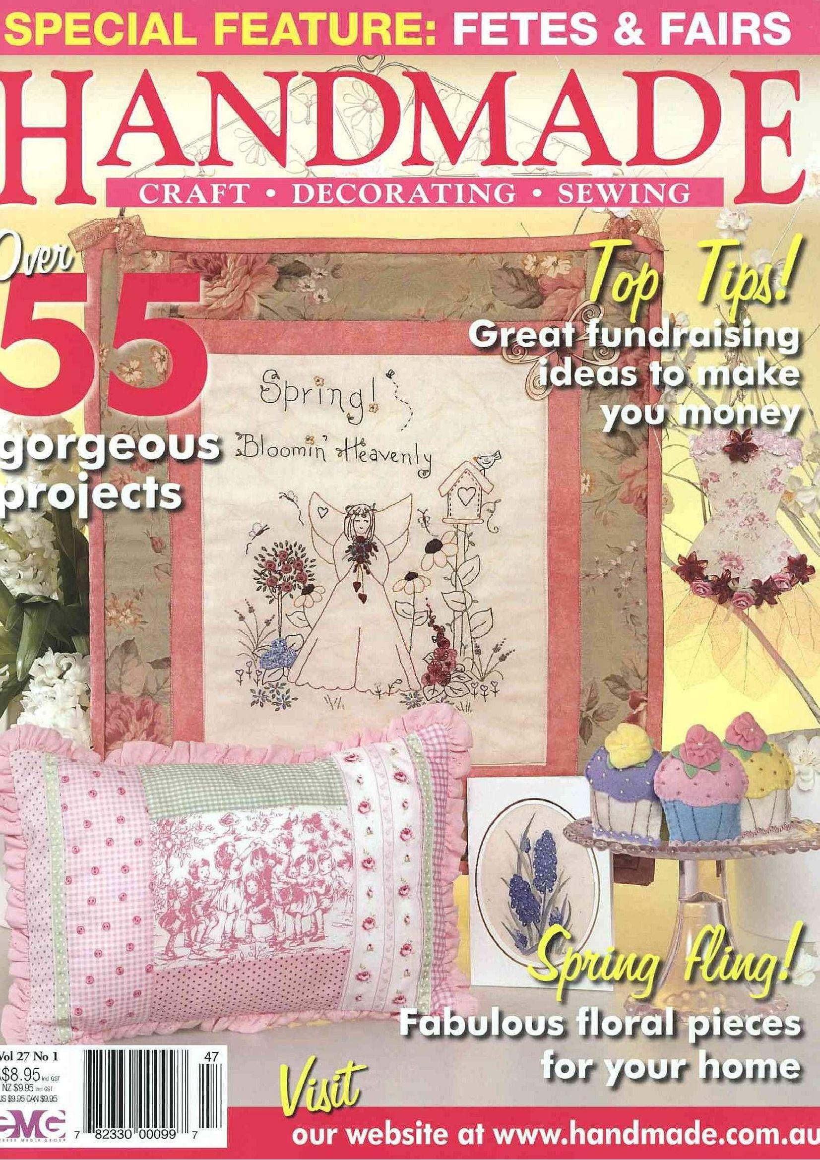 Hobby Craft Cross Stitch books and magazines