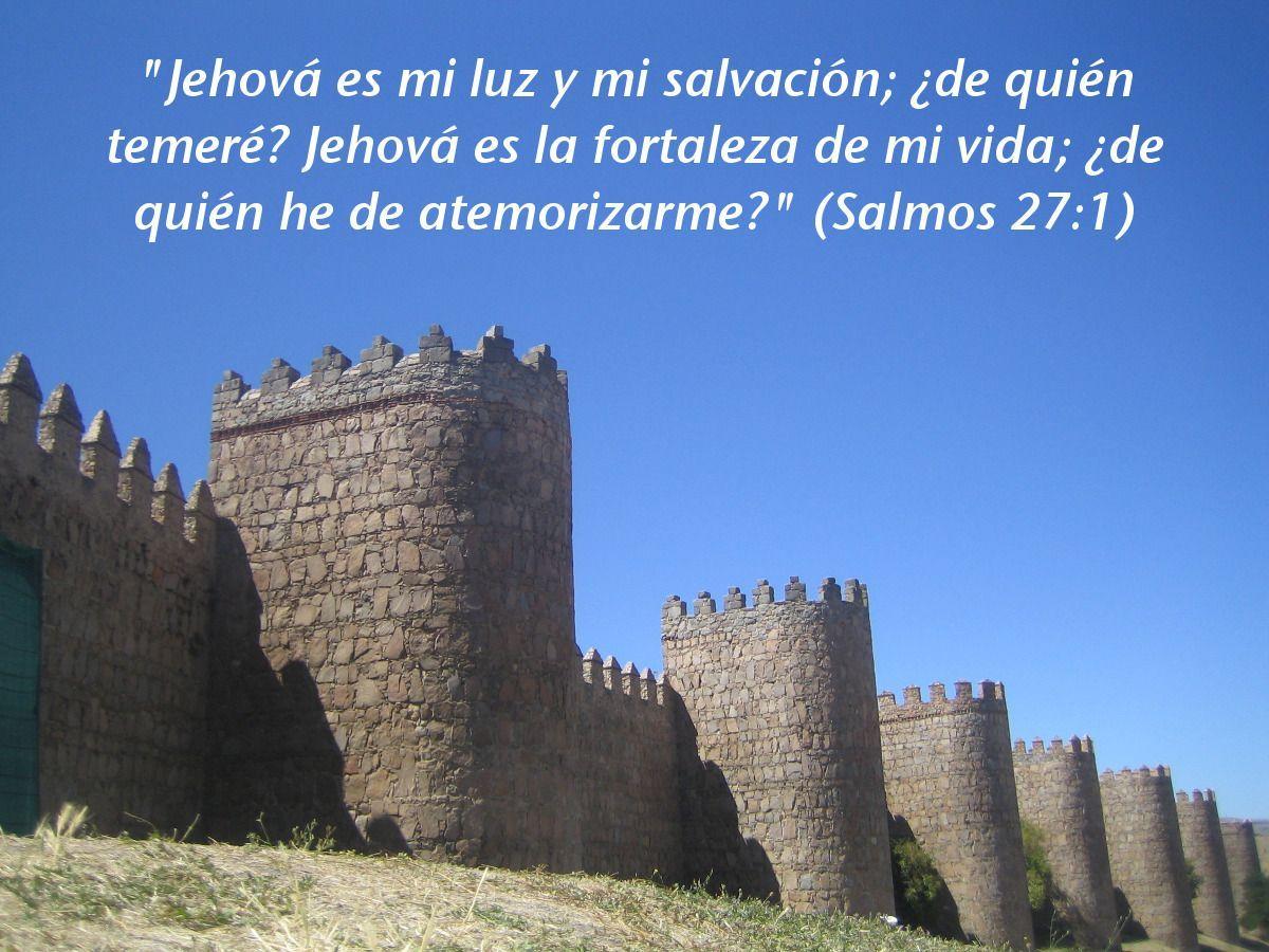 En la vida hay muchas pruebas y dificultades, pero en Dios se ...