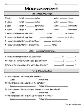 This Is A Science Equipment Practice Worksheet Students Are Given The Opportunit In 2021 Measurement Worksheets Free Science Worksheets Scientific Notation Activities