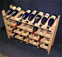 Free Wine Rack Building Plans Wine Rack Kits And Plans Woodwork