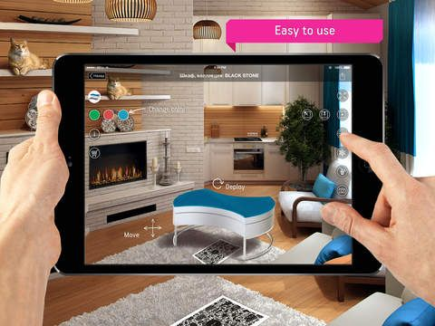 Furniture Placement App furniture augmented reality interior app catalogue  the room