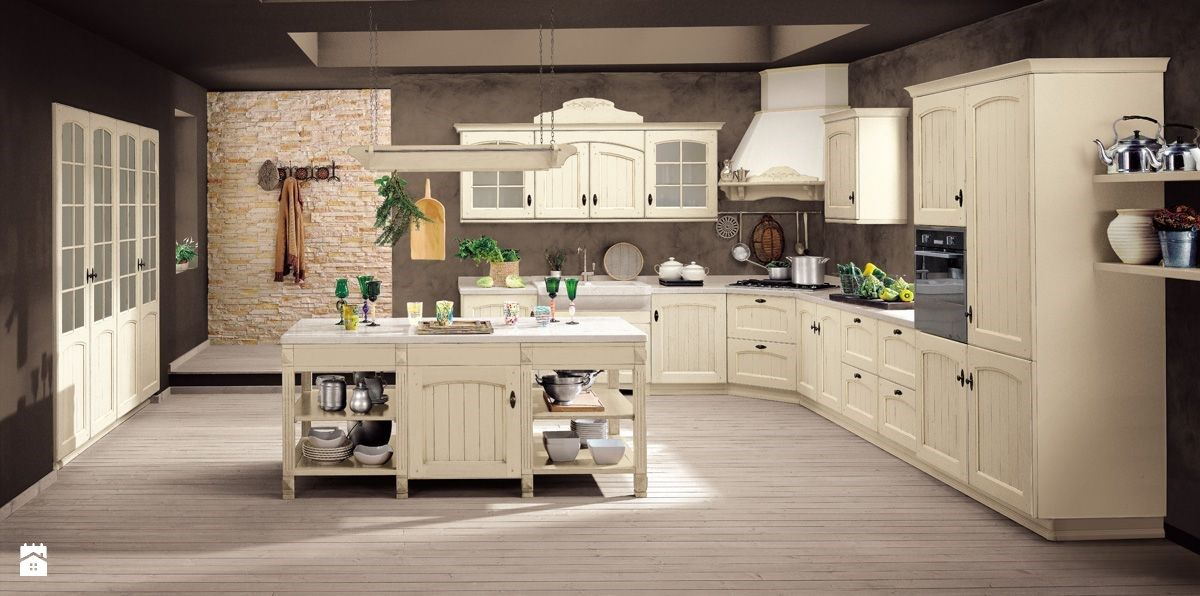 Cucina stile Tradizionale - pubblicato da Arrex Le Cucine ...