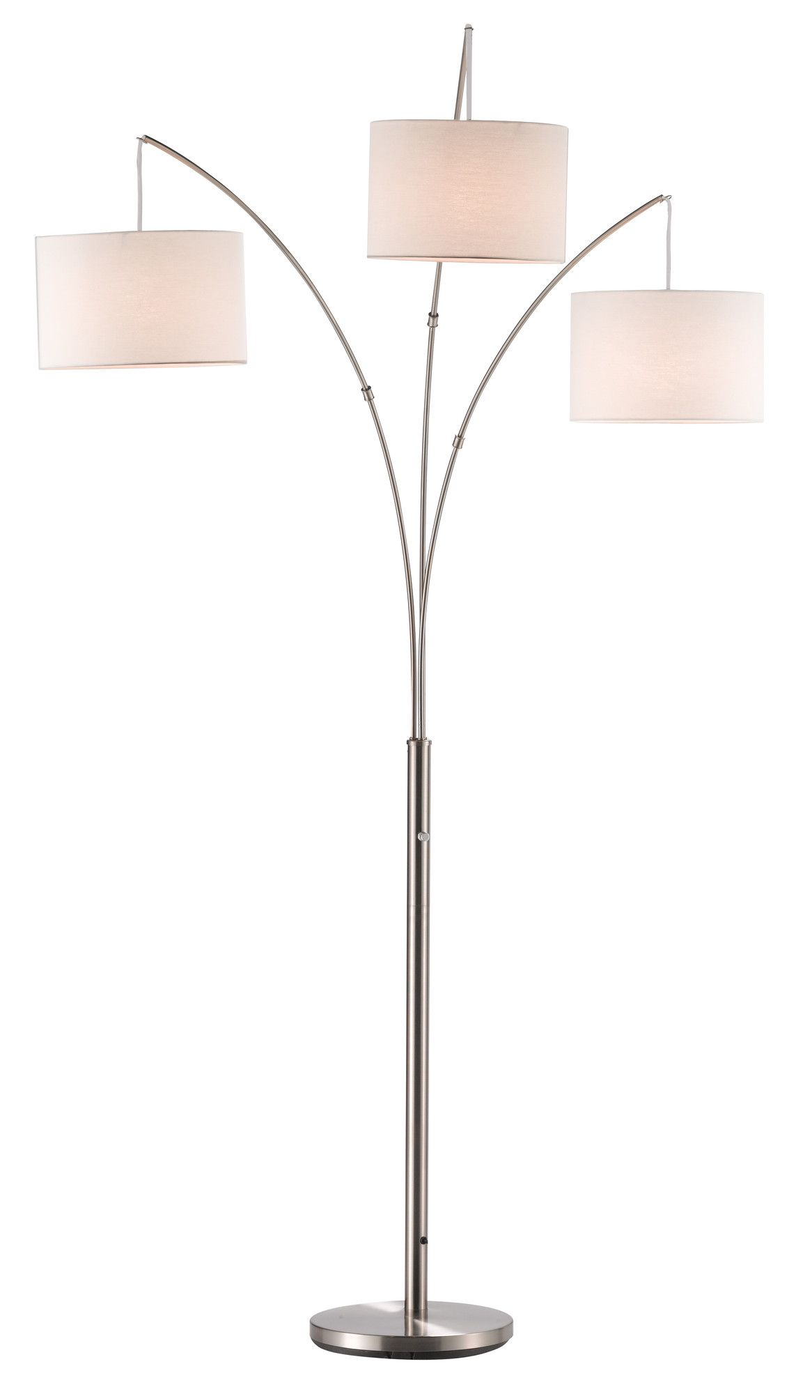 Adesso Trinity Arc Floor Lamp Amp Reviews Wayfair 169 Arc Lamp Arc Floor Lamps Lamp