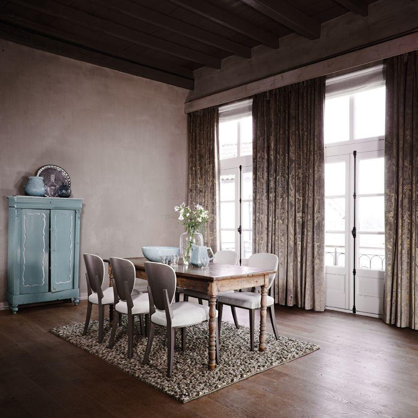 Poetry #pastel #linen #vintage #gordijnen #meubelstoffen #inbetween ...