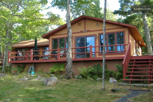Summer And Winter Cabin For Rent On Lake Vermilion Enjoy