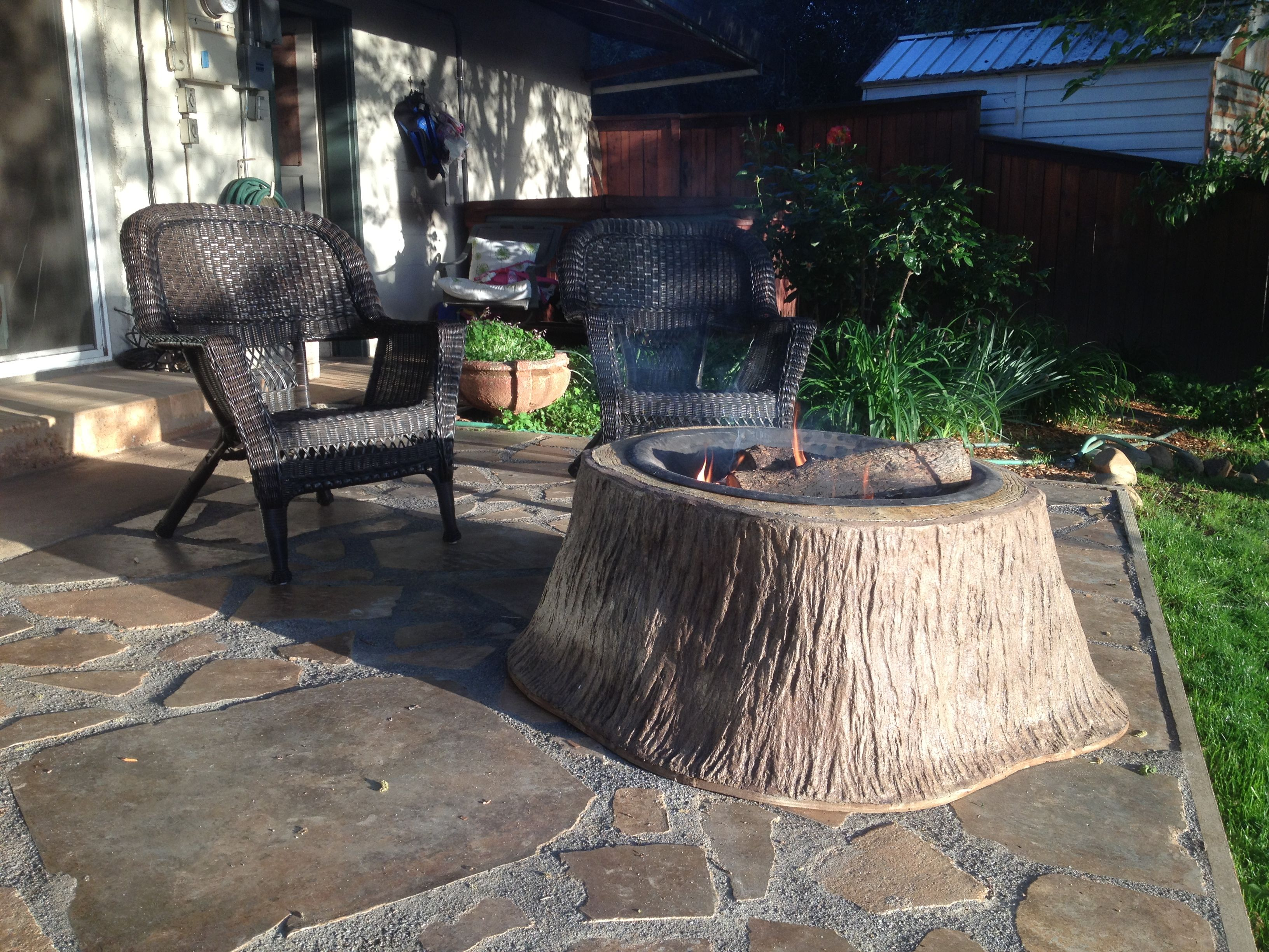 Pin By Tyler Lindsey On Our Projects Fireplace Cover Fire Pit Materials Fake Fireplace