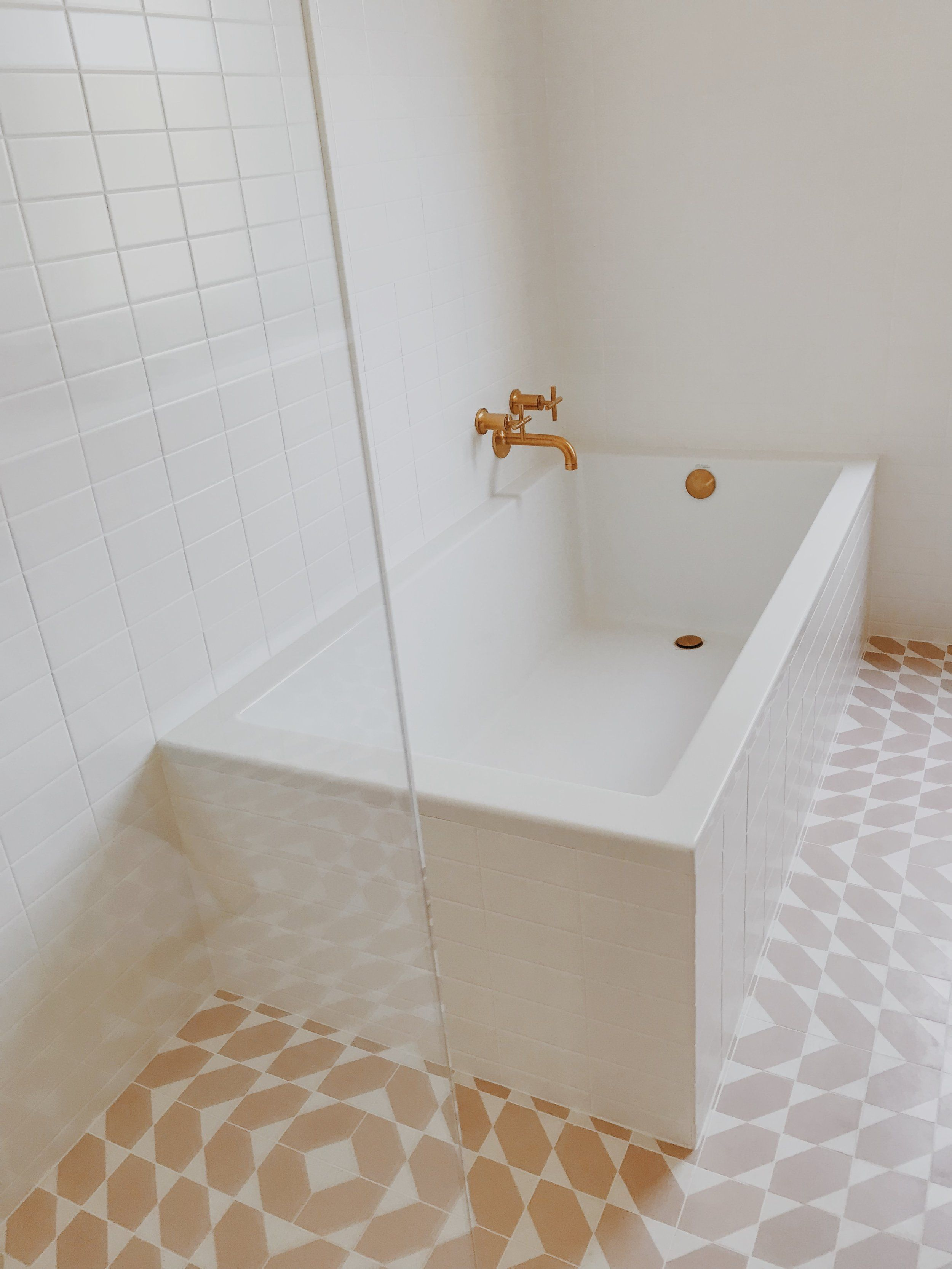 Custom 4x4 Bishop Cement Tile From Zia Tile Los Angeles