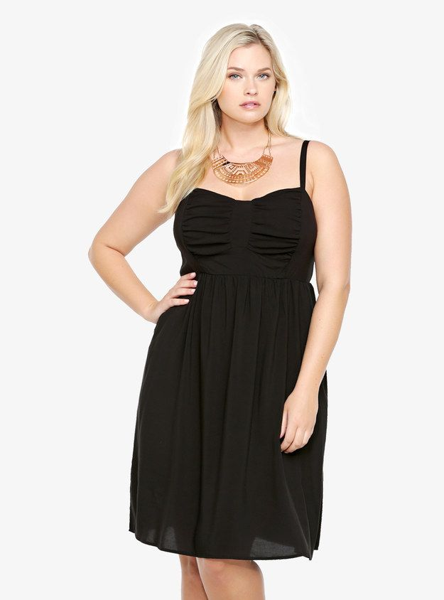 Black Dress Under $50