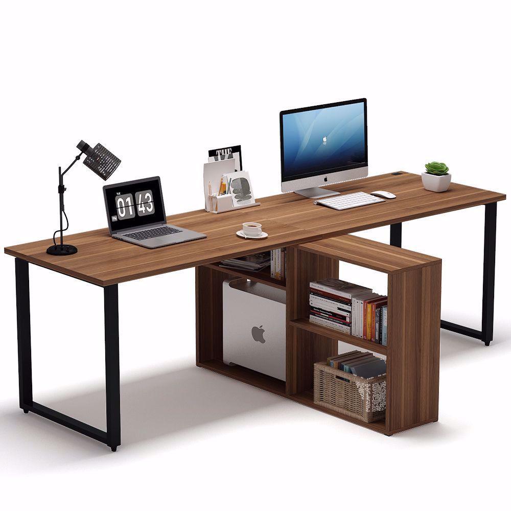 Perfect As A Computer Desk 2 Person Desk Home Office Desk Writing Desk Office Desk Crafting Table T In 2020 Computer Desks For Home Office Desk Home Office Desks