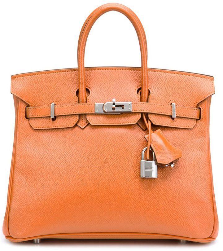 444850c2259 Hermès Vintage  Birkin 25  tote