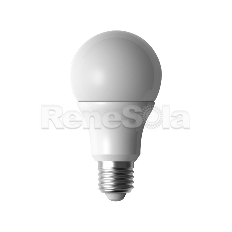 ReneSola 6W LED Bulb,Warm White Non-Dimmable, China - ReneSola ...