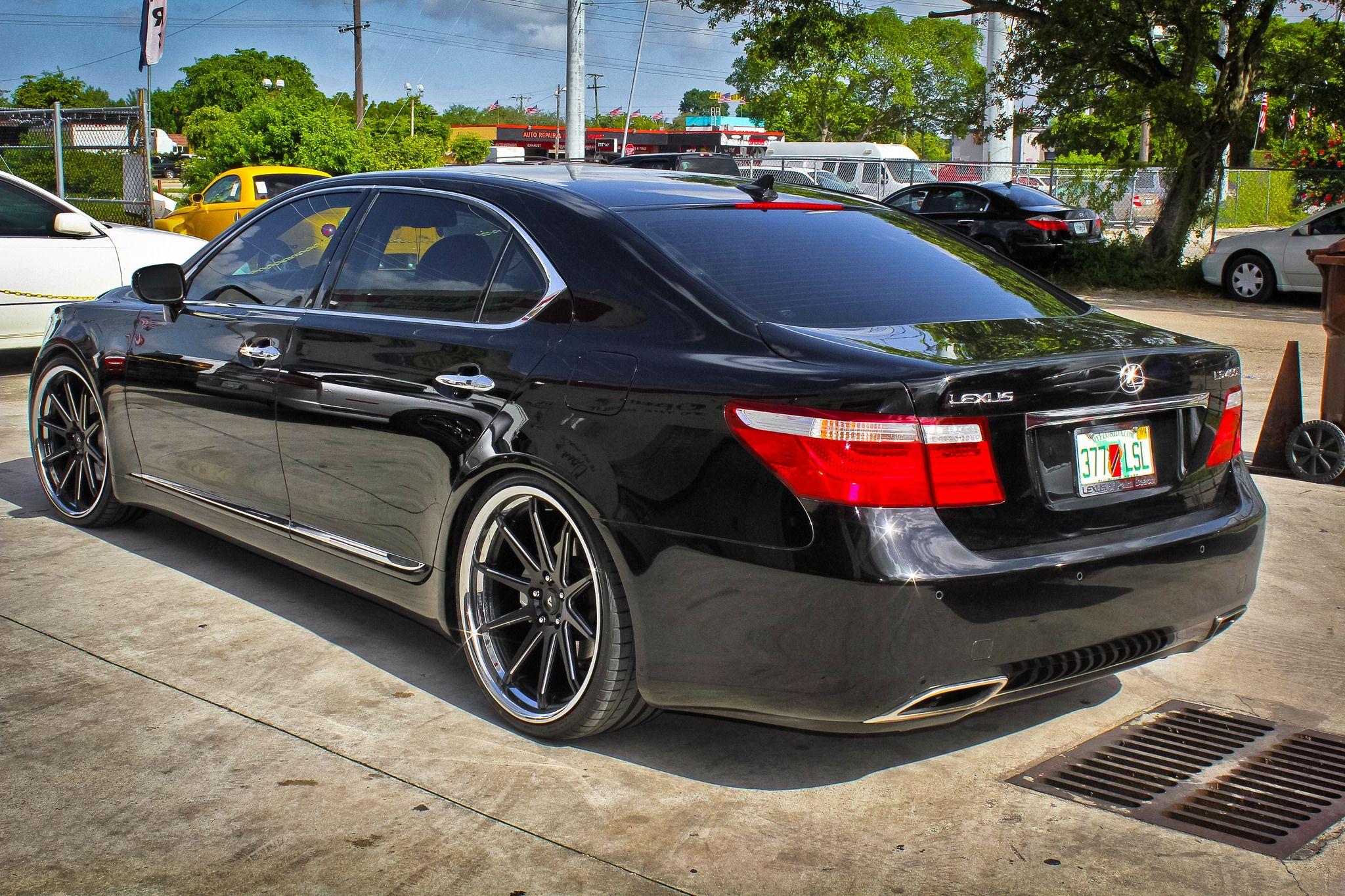 19++ Lexus ls 460 l HD