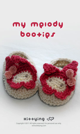 Baby booties crochet pattern | Baby boots and shoes | Pinterest ...