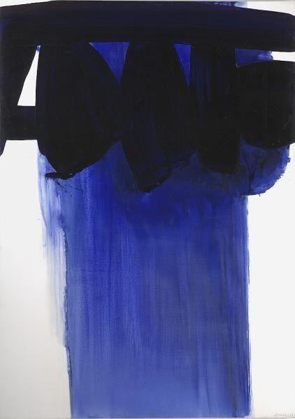 Peinture, (Pierre Soulages)