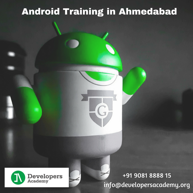 Learn Android App Development with Developers Academy in